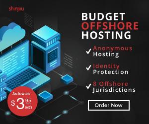 Shijiru Anonymous Web Hosting Service | Shinjiru Offshore